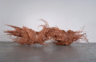 COPPER by Natural Sculpture Artist Donna Forma