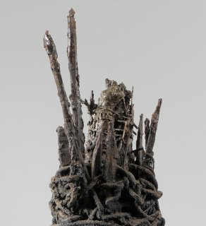 FATE/WILL by Natural Sculpture Artist Donna Forma