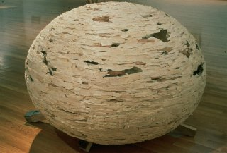 FEMME FATALE by Natural Sculpture Artist Donna Forma