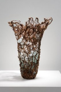 FRAGILE by Natural Sculpture Artist Donna Forma