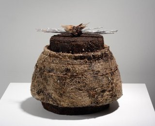 GIFT by Natural Sculpture Artist Donna Forma