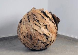 LAYERS by Natural Sculpture Artist Donna Forma