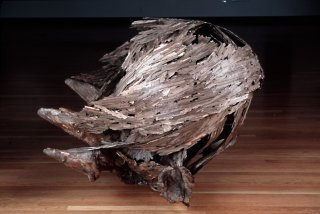 MY INNING by Natural Sculpture Artist Donna Forma