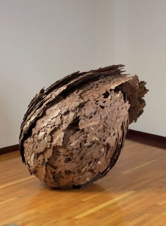 SHELTER by Natural Sculpture Artist Donna Forma