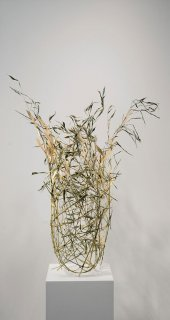 SYNERGY by Natural Sculpture Artist Donna Forma
