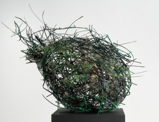 EPIPHANY by Natural Sculpture Artist Donna Forma