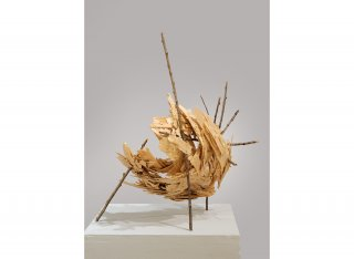 BELLE VOYAGE by Natural Sculpture Artist Donna Forma