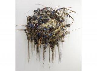 RAIN FOREST FLIRT by Natural Sculpture Artist Donna Forma