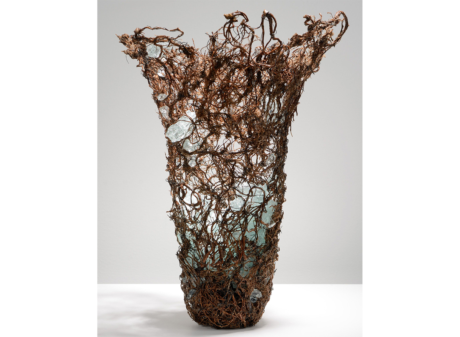 Fragile natural art sculpture from Donna Forma