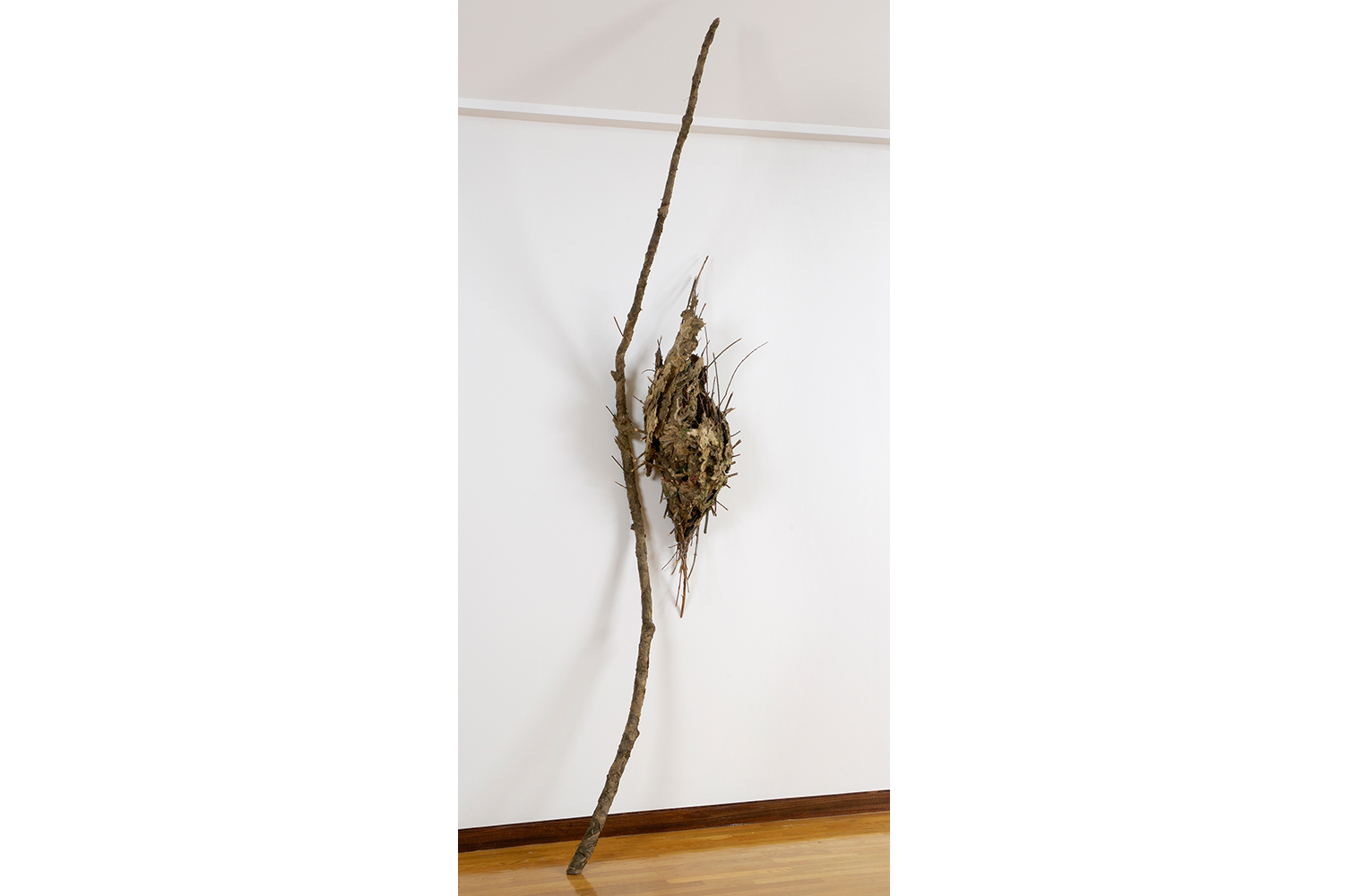 Chrysalis natural art sculpture from Donna Forma