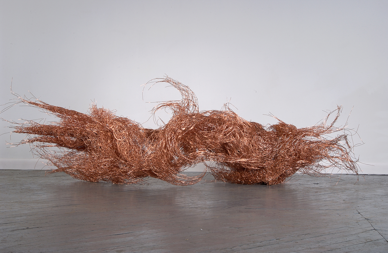 Copper natural art sculpture from Donna Forma