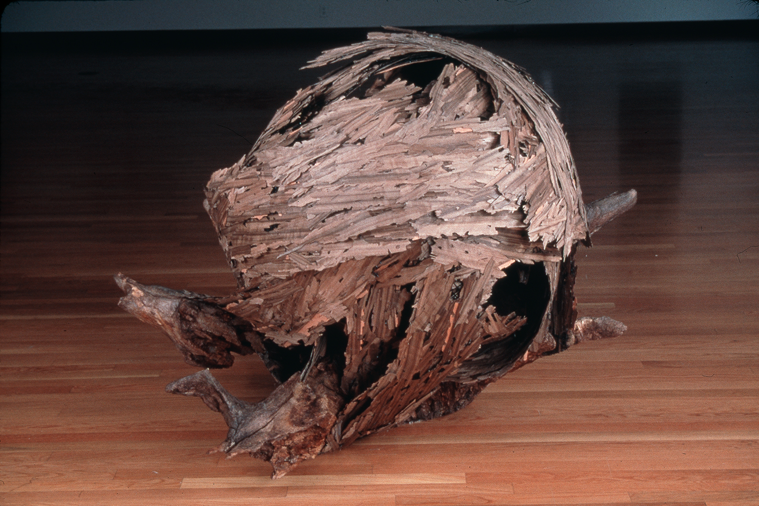 My Inning natural art sculpture from Donna Forma